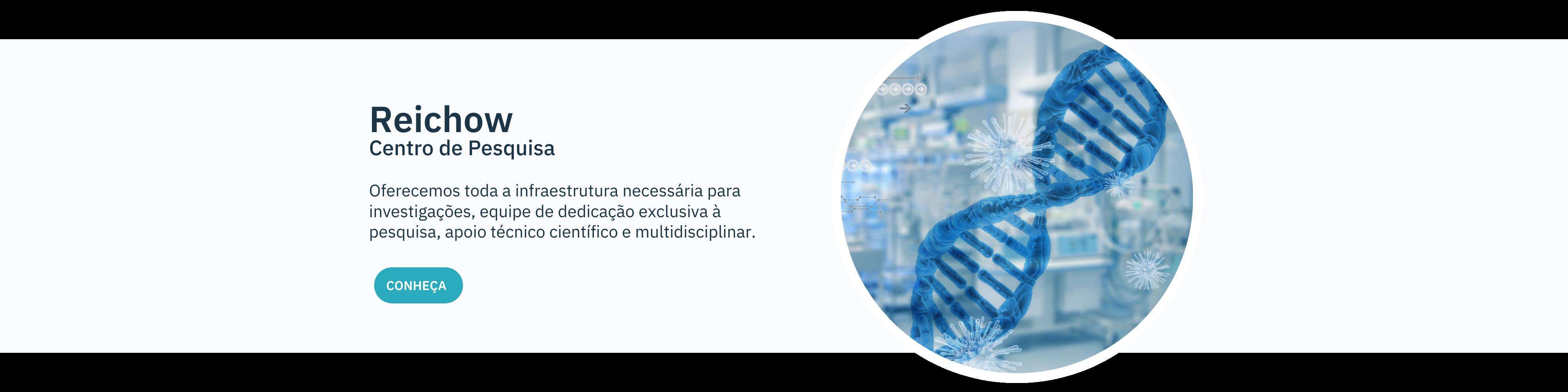 Homepage - Pesquisa